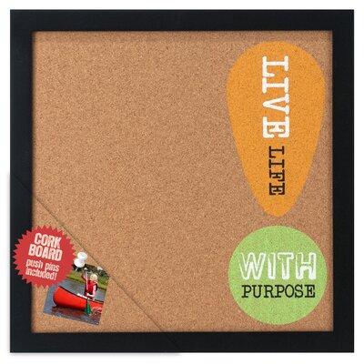 Malden Live Life with Purpose Memo Board