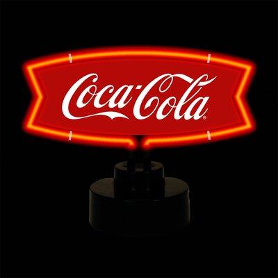 Neonetics Coca-Cola Fishtail Neon Sculpture