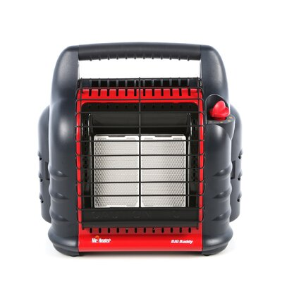 Mr. Heater Buddy Heaters 18,000 BTU Portable Propane Radiant Compact Heater