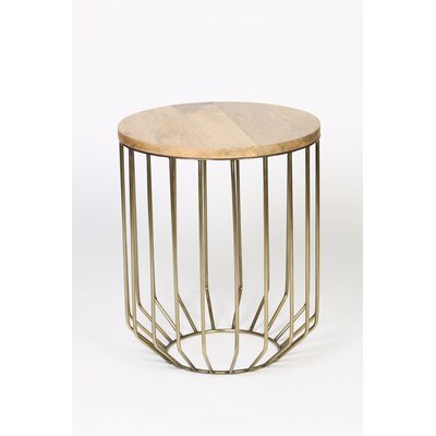 Prima Tapered Base End Table