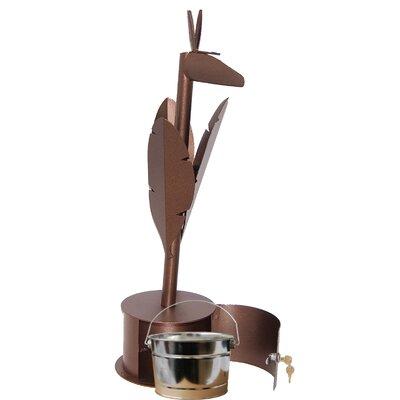 KL Designs Bird of Paradise Smoking Receptacle