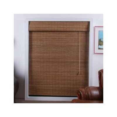 Arlo Blinds Bamboo Roman Shade Product Photo