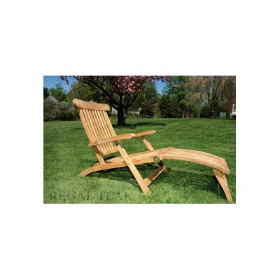Steamer Lounge Chair by Regal Teak