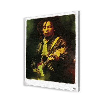 Ace Framing Bob Marley Legendary Graphic Art on Wrapped Canvas
