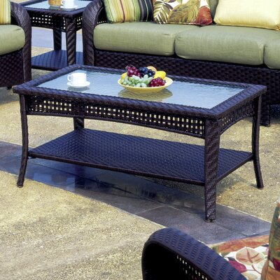 Martinique Coffee Table by South Sea Rattan