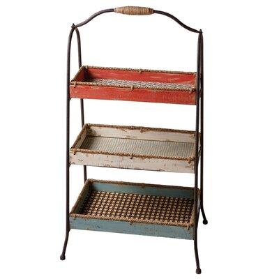 Three Tier Shelf by CBK
