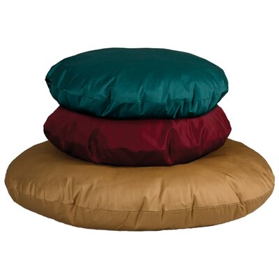 Quiet Time e'Sensuals Round Dog Pillow by Midwest Homes For Pets