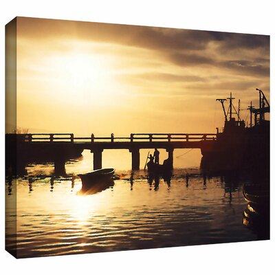 'Mazatlan Morning' by Dean Uhlinger Gallery-Wrapped Canvas Art by ArtWall