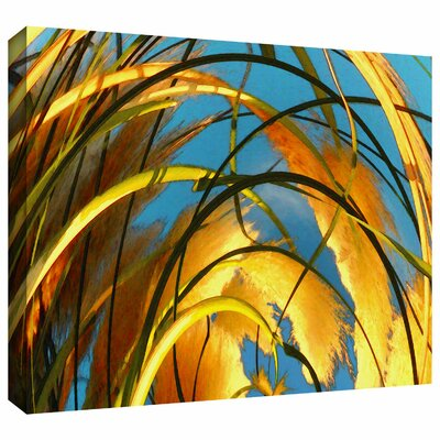 Polar Pampas' by Dean Uhlinger Photographic Print Gallery-Wrapped Canvas Art by ArtWall
