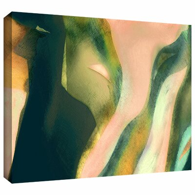 'Geometry Rising' by Dean Uhlinger Gallery-Wrapped Canvas Art by ArtWall