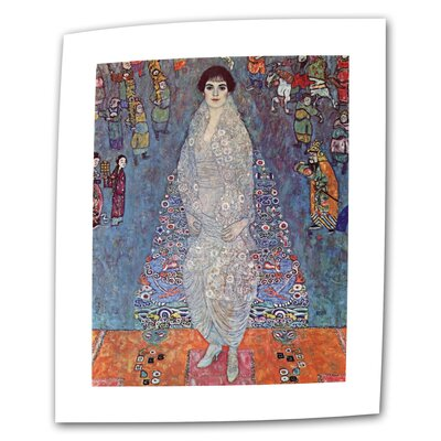 "ArtWall ""Eugenia Primavesi 2"" by Gustav Klimt Painting Print on Canvas"