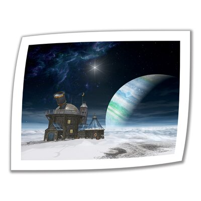 ArtWall 'Observatory' by Cynthia Decker Graphic Art Canvas