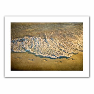 ArtWall Antique Maps 'At Water's Edge' by David Liam Kyle Graphic Art Canvas