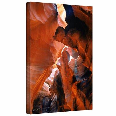ArtWall Slot Canyon VI Canvas Art by Linda Parker