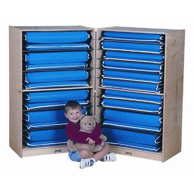Jonti-Craft Fold-N-Lock Mat Storage