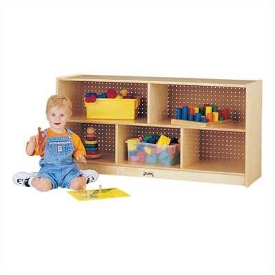 Jonti-Craft Toddler Single Mobile Storage Unit