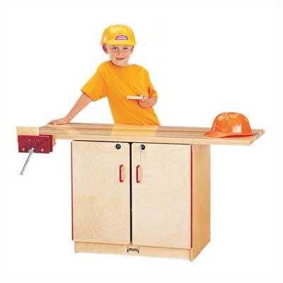 Jonti-Craft Workbench Lockable