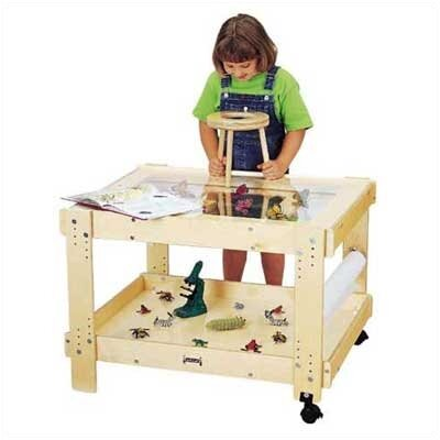 Jonti-Craft Creative Caddie Discovery Table