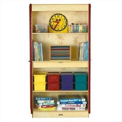 Jonti-Craft Deluxe Classroom Closet