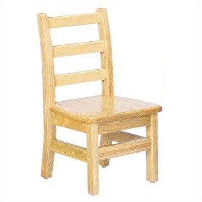 "Jonti-Craft KYDZ 8"" Wood Classroom Chair"
