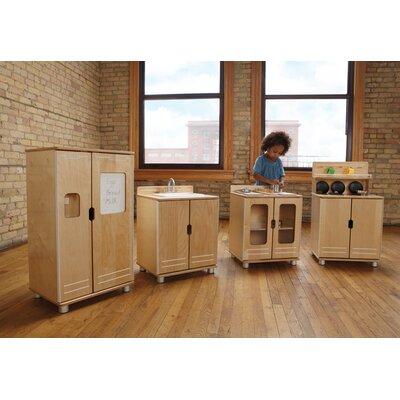 Jonti-Craft 4 Piece TrueModern Kitchen Set