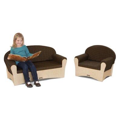 Jonti-Craft Komfy Sofa & Chair
