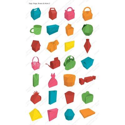 Cricut Tags, Bags, & Boxes Cartridge