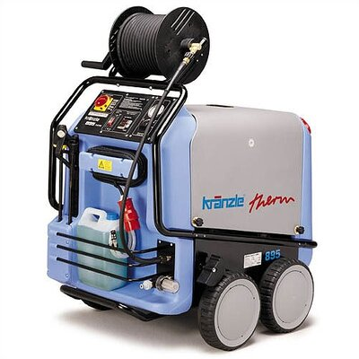 Kranzle USA 3.3 GPM / 2,500 PSI Hot Water Electric Pressure Washer