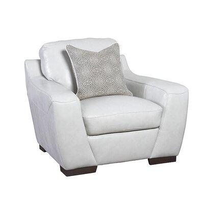 Alpha Leather Chair by Simon Li