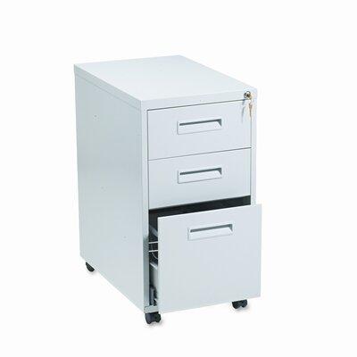 HON 1600 Series 3-Drawer Mobile  File