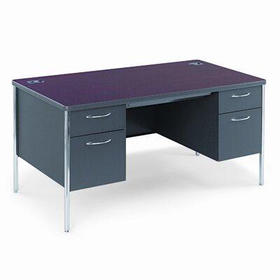 HON Mentor Series Double Computer Desk