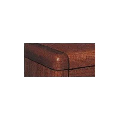 HON 10700 Series Double 3/4 Pedestal Executive Desk
