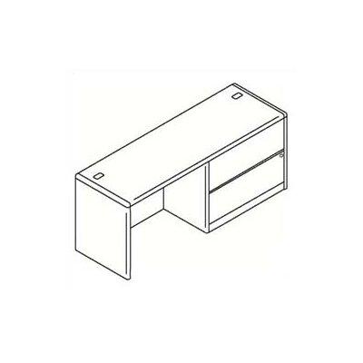 HON 10700 Series 2-Drawer  File