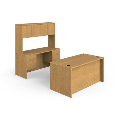 HON 10500 Series 3-Piece Standard Desk Office Suite