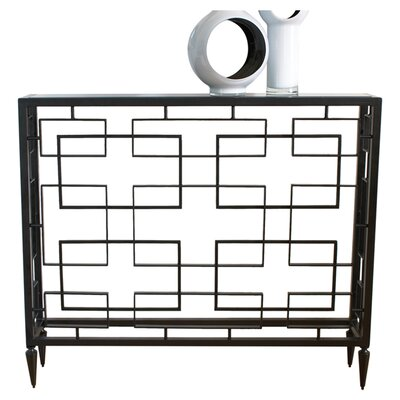 Open Block Console Table by Global Views