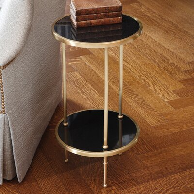 Multi-Tiered Telephone Table by Global Views
