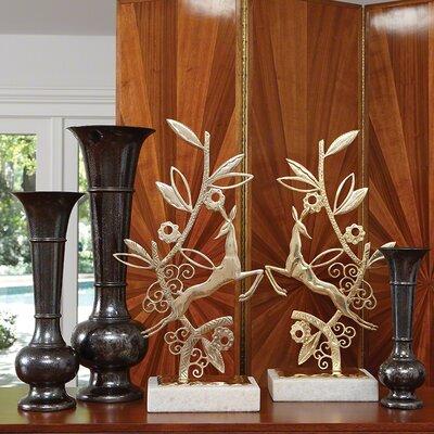Trumpet Vase by Global Views