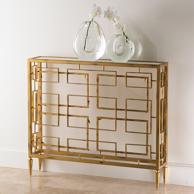 Console Table by Global Views