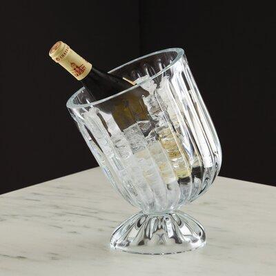 Global Views Optic Slanted Wine Chiller