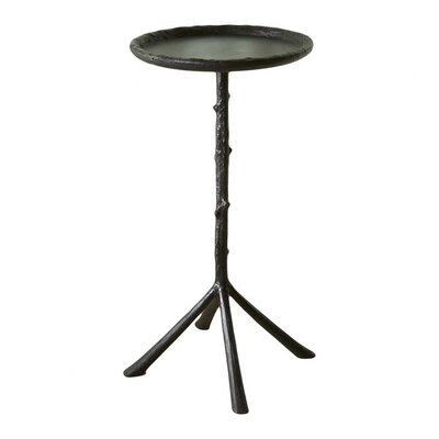 Pedestal Telephone Table by Global Views