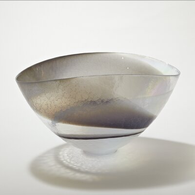 Large Oval Decorative Bowl by Global Views