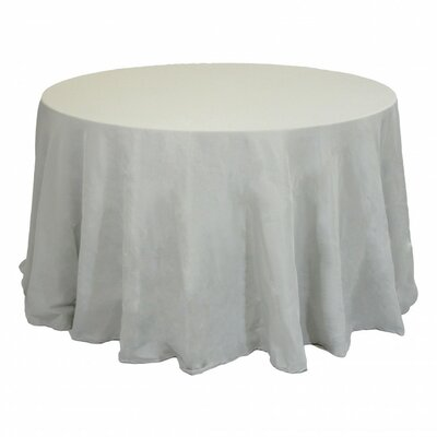 Round Polyester Tablecloth by Koyal Wholesale