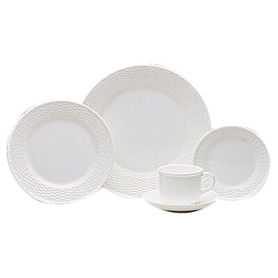 Nantucket Basket 5 Piece Place Setting by Wedgwood