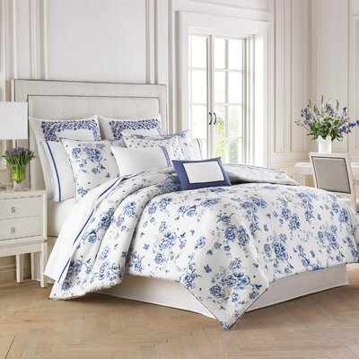 China Blue Comforter Collection by Wedgwood