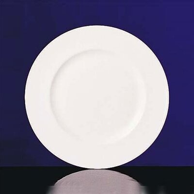 "Wedgwood Wedgwood White 10.75"" Dinner Plate"