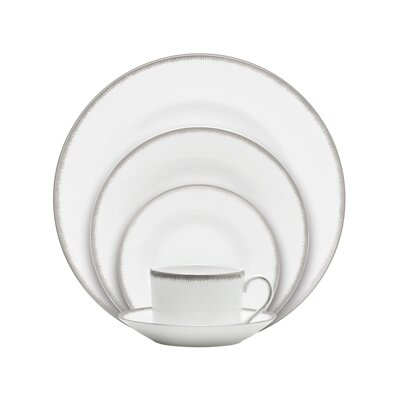 Silver Aster 5 Piece Place Setting by Wedgwood
