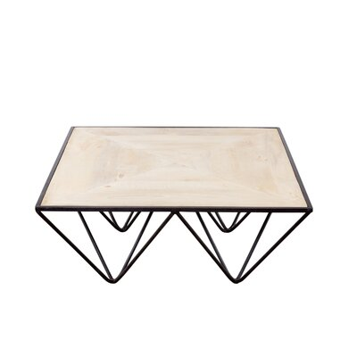 Hoyer Coffee Table by DELETE Daily Sales - Wildon Home