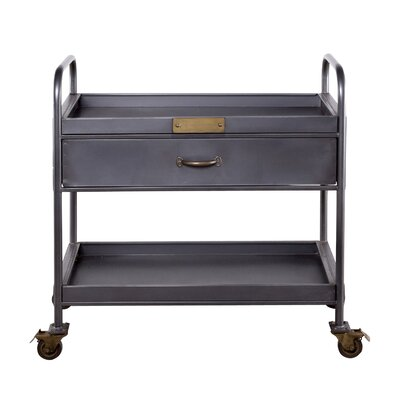 Hobart Bar Cart Console Table by DELETE Daily Sales - Wildon Home