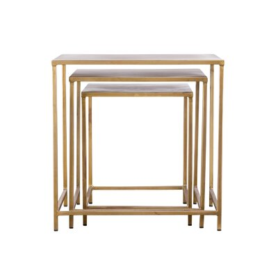 Perry 3 Piece Nesting Tables by DELETE Daily Sales - Wildon Home