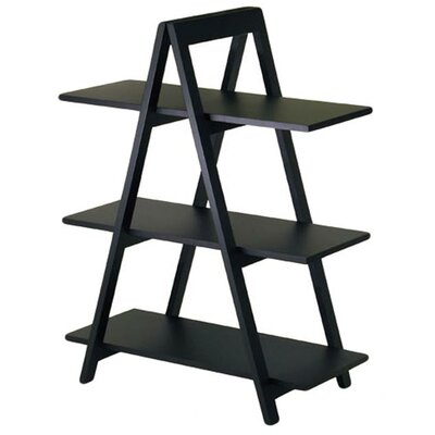 "Winsome Basics ""A"" Frame 38.39"" Accent Shelves"